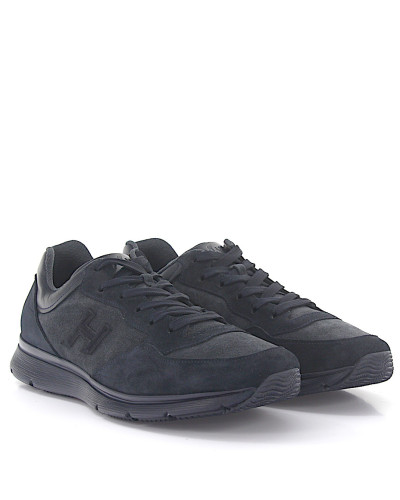 Sneaker T2015 Leder Veloursleder