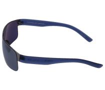 Sonnenbrille Wayfarer 8573 Acetat blau