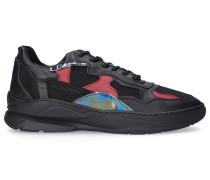 Sneaker low LOW FADE COSMO Kalbsleder Logo rot