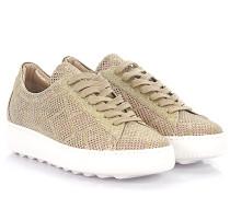 Sneaker AVENIR BOMBAY Leder Glitzer