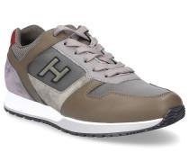 Sneaker H321 Mesh Logo grau e