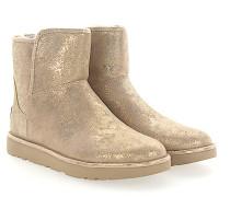 Stiefeletten Boots ABREE MINI Veloursleder finished