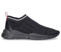 Sneaker low ADON Baumwollmischung Logo