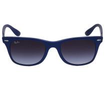 Sonnenbrille Wayfarer 4195 Acetat