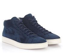 Sneaker Mid High 20378 Veloursleder