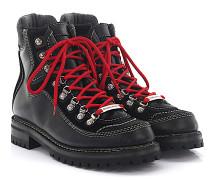 Stiefeletten Boots CANADA HIKING Leder Veloursleder