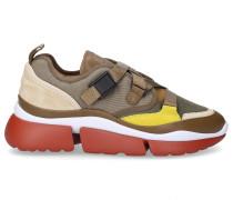 Sneaker low SONNIE Elastan Kalbsleder Nylon