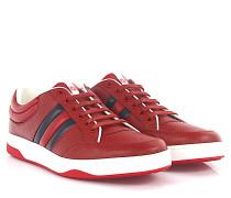 Sneaker Low Leder