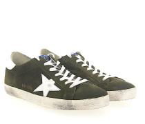 Sneaker G30MS Veloursleder Star-Patch