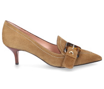 Pumps EDILLA Veloursleder