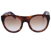 Sonnenbrille Round 40006I 52F Schildkröte