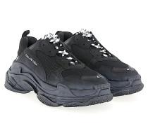 Sneaker low TRIPLE S Mesh Nubukleder