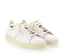 Sneaker Kalbsleder Crinkled Lochmuster