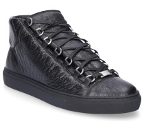 Sneaker high ARENA Glattleder Crinkled