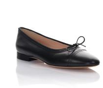 DOLCE & GABBANA Stiefel Gr. D 375 Schwarz Grau Damen Schuhe Boots Shoes Leder