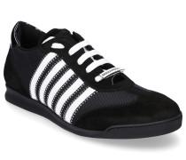 Sneaker low NEW RUNNER Nylon Veloursleder Logo