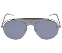 Sonnenbrille Aviator EVOLUT 010 Metall silber