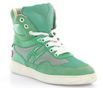 High Top Sneaker Katie Grand H194 POP Lackleder