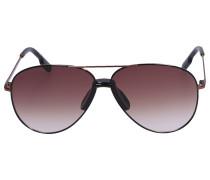 Sonnenbrille Aviator 40012I 36F Metall
