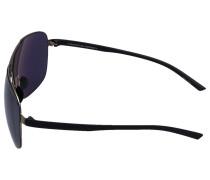 Sonnenbrille Aviator 8655 Acetat schwarz