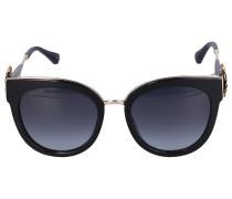 Sonnenbrille Cat Eye JADE/S Acetat schwarz