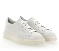 Sneaker 60338 Leder weiss