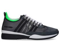 Sneaker low 251 Kalbsleder Polyester Polyurethan