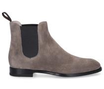 Chelsea Boots 57515 Veloursleder