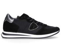 Sneaker low TZLD Veloursleder Logo
