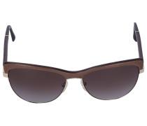 Sonnenbrille Clubmaster ALTAIS Holz