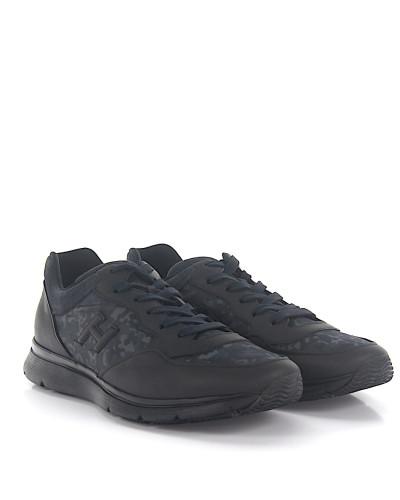 Sneaker T2015 Leder Nylon camouflage