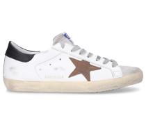 Sneaker low S590 SUPERSTAR Kalbsleder Kalbsvelours