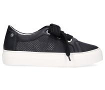Sneaker low 925173 Kalbsleder Lochmuster