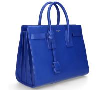 Handtasche SAC DE Glattleder Logo