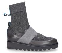 Sneaker high 8826 Glattleder Textil