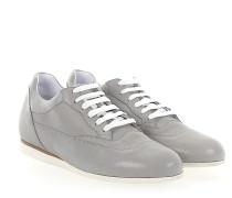 Sneaker 8745 Kalbsleder hell