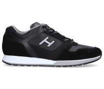 Sneaker low H321 Kalbsleder Logo