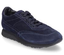 Sneaker low 20862 Veloursleder dunkel