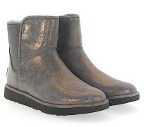 Stiefeletten Boots ABREE MINI 2 Veloursleder bronze