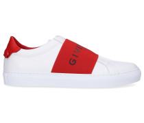 Sneaker low 5E01Y Kalbsleder Logo weiß