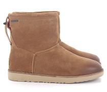 Stiefeletten Boots CLASSIC TOGGLE Veloursleder
