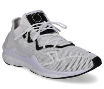 Sneaker low ADIZERO RUNNER Mesh Neopren Logo schwarz