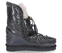 Snowboots ESKIMO DREAM CATCHER Glitter Lackleder