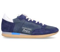 Sneaker low TROPEZ VINTAGE Kalbsleder Logo -kombi