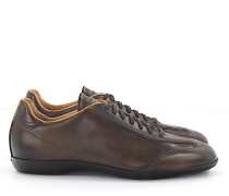 Sneaker 14398 Leder Finished