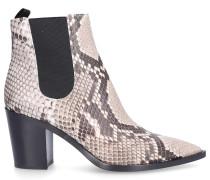 Chelsea Boots ROMNEY Pythonleder