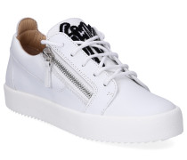 Sneaker low GAIL Glattleder Logo