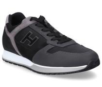 Sneaker low H321 Mesh Logo grau
