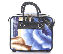 Handtasche Schultertasche BLANKET SQUARE S Leder