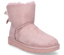 Stiefeletten MINI BAILEY BOW II Veloursleder
